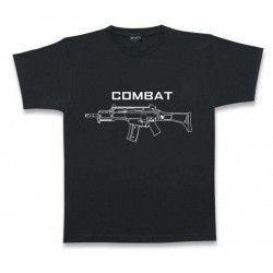 Camiseta M/Corta. COMBAT.