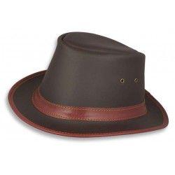 Sombrero PIEL.