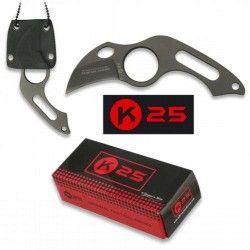 Cuchillo K25 C/Funda KYDEX. 4 cm