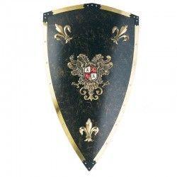 Carlos V de lujo metal decor