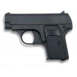 Pistola AIRSOFT.Mini.Metal.Negra.