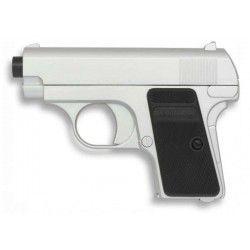 pistola aire suave plata double eagle. 6