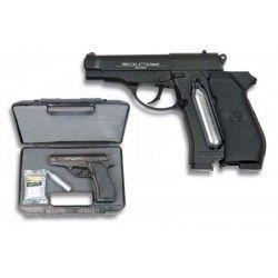 Pistola Co2.4.5 mm (Maletin+Co2+bolas)