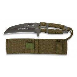 Cuchillo Albainox. INTREPID. Encordado.