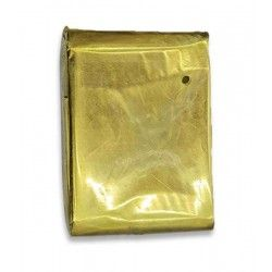 Manta termica BARBARIC dorada