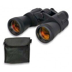 Binocular Negro 20x50