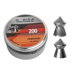 BALINES NORICA POINTED CAL.5.5 200UDS.
