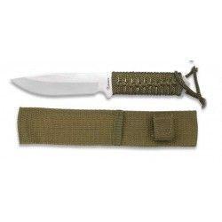 Cuchillo ALBAINOX TACTICO.C/funda.11.5cm