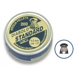 Balines DIABOLO STANDARD 4.5 (200)