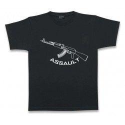 Camiseta M/Corta. ASSAULT.