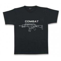 Camiseta M/Corta. COMBAT