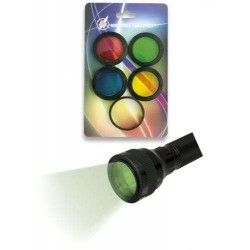 lentes intercambiables señalizacion