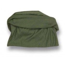 braga fina verde. 100% nylon sin costura