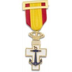 Medalla MERITO NAVAL