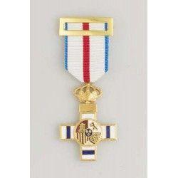 Medalla Merito Militar Distintivo Azul