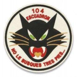 Parche 104 Escuadron