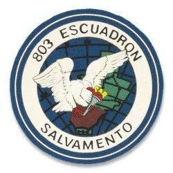 Parche 803 ESCUADRON - SALVAMIENTO