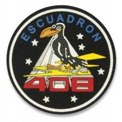 Parche ESCUADRON 408