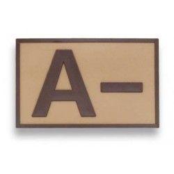 Parche goma ( A - ) Arido. (5.4x3.4cm)