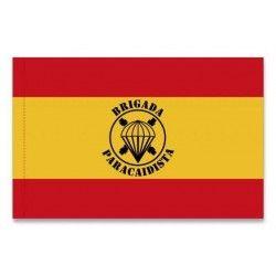 Bandera ESPAÑA BRIGADA PARACAIDISTA