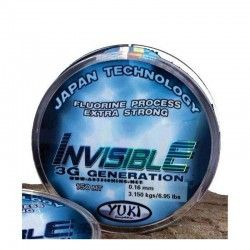 Nylon Yuki INVISIBLE 3G-150m