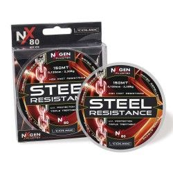 Nylon Colmic STEEL RESISTANCE NX80-150m