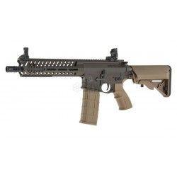 """AEG COMBAT LT595 CQB 10.5"""" OD & TAN LONEX (AR13401)"""